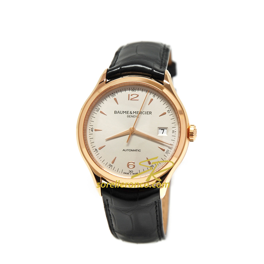 Clifton Automatico 39mm Oro Rosa