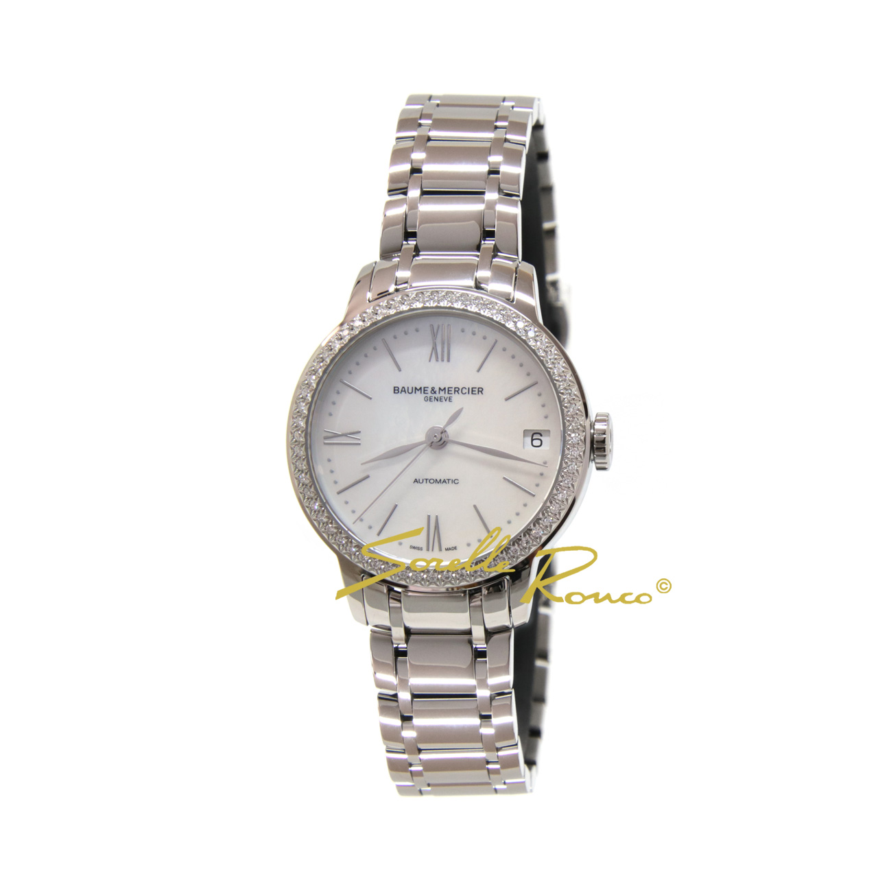 Classima Lady 31mm Automatico Diamanti