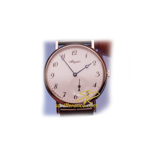 Classique Piccoli Secondi Oro Rosa 40mm