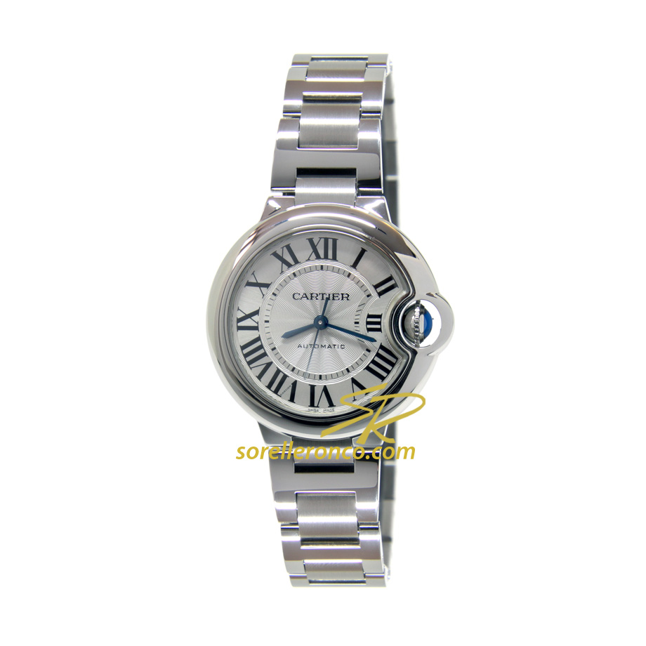 Ballon Bleu Lady Automatico 33mm