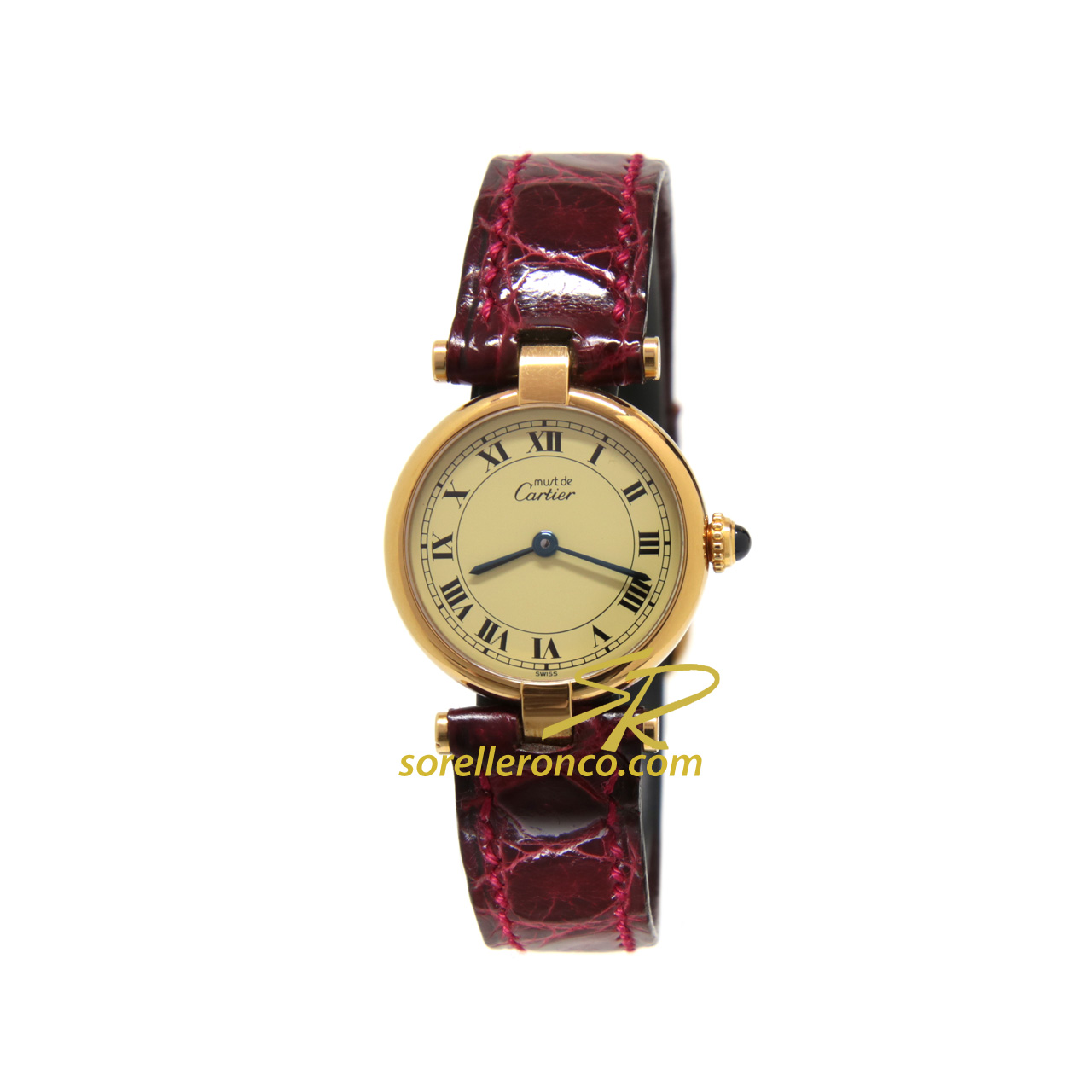 Must de Cartier Quarzo Lady 24mm