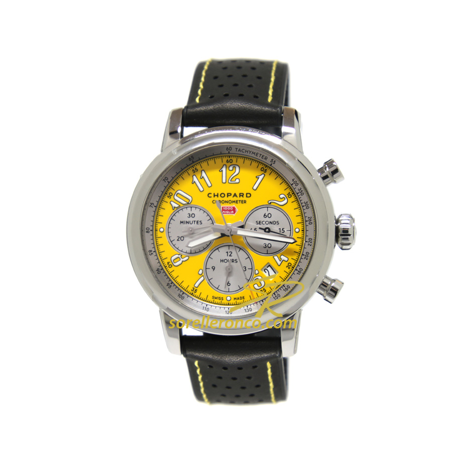 Mille Miglia Racing Colours Giallo 42mm