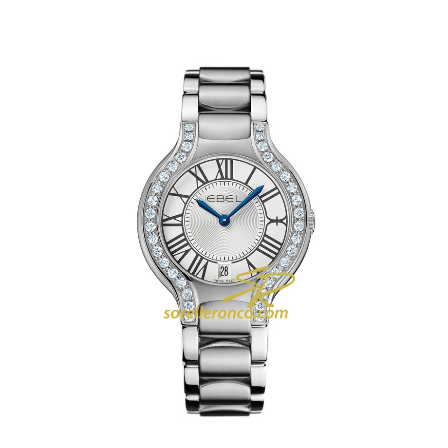Orologio EBEL Beluga Grande Diamanti