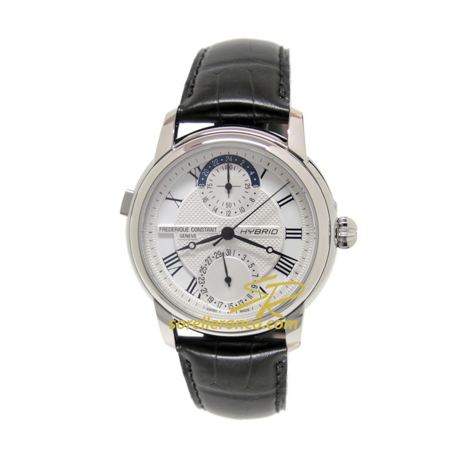 Hybrid Smartwatch Manifattura 42mm