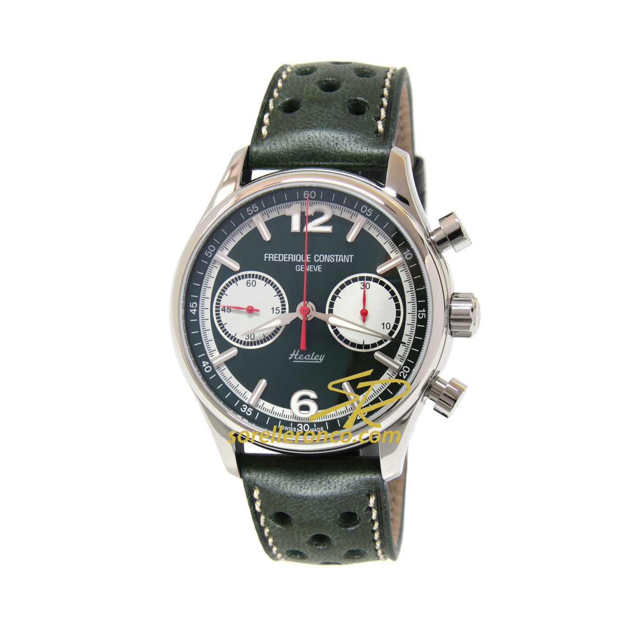 Vintage Rally Healey Limited Edition 42mm
