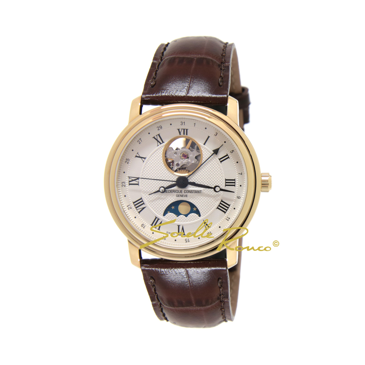 Classics Heart Beat Moonphase 40mm