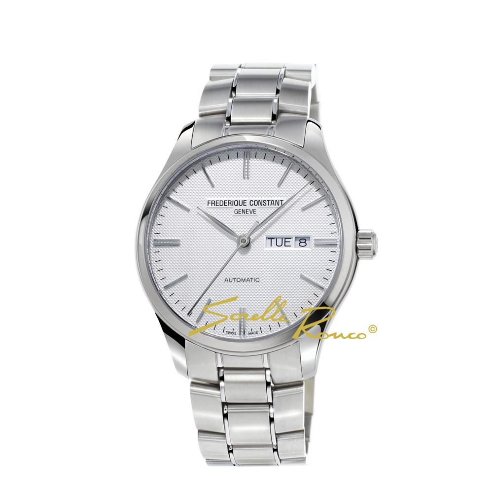 Classic Automatico Day Date Silver
