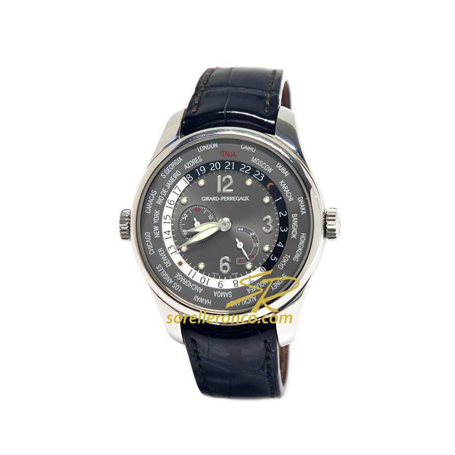 WW TT Power Reserve World Time Limited Edition