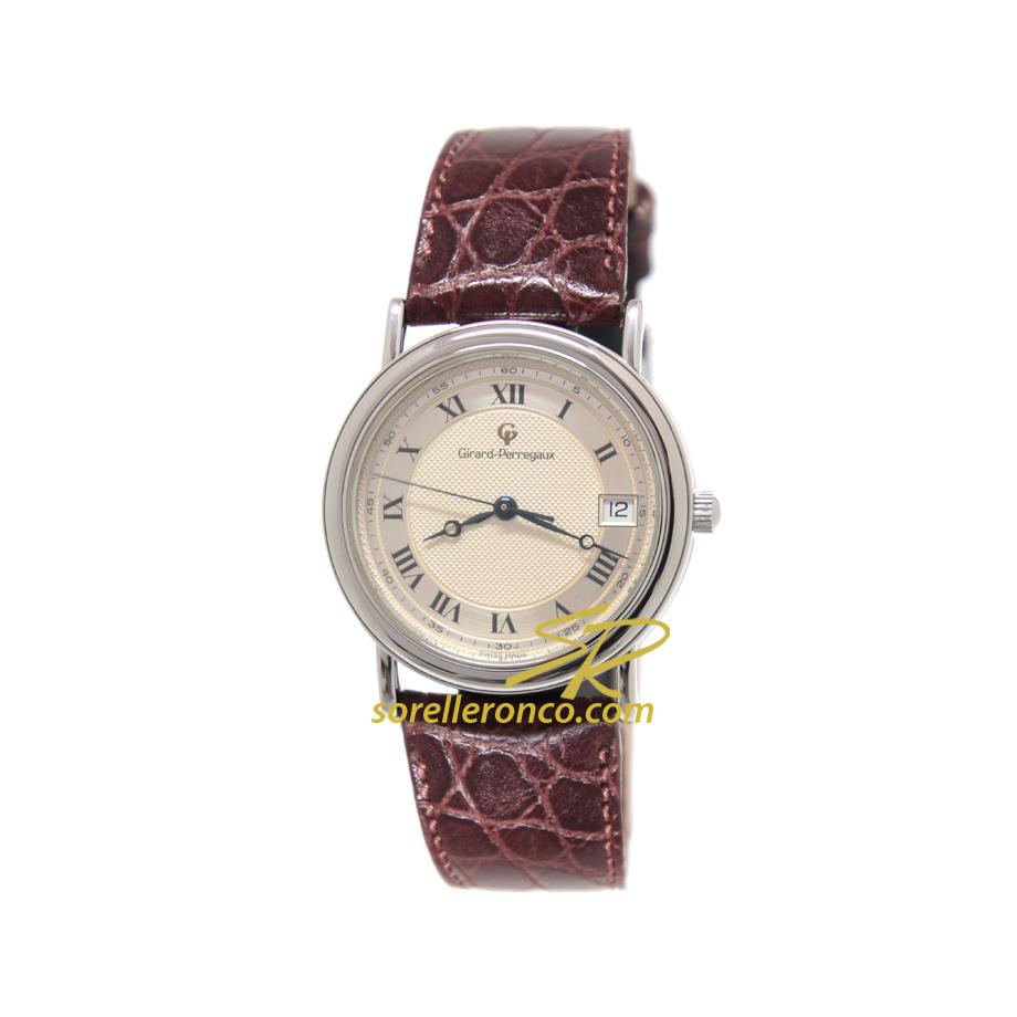Orologio Girard Perregaux Classic Automatico Acciaio Usato