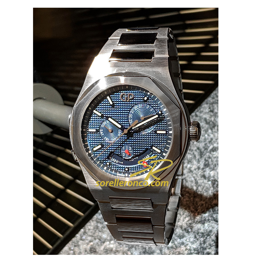 Laureato Calendario Perpetuo 42mm