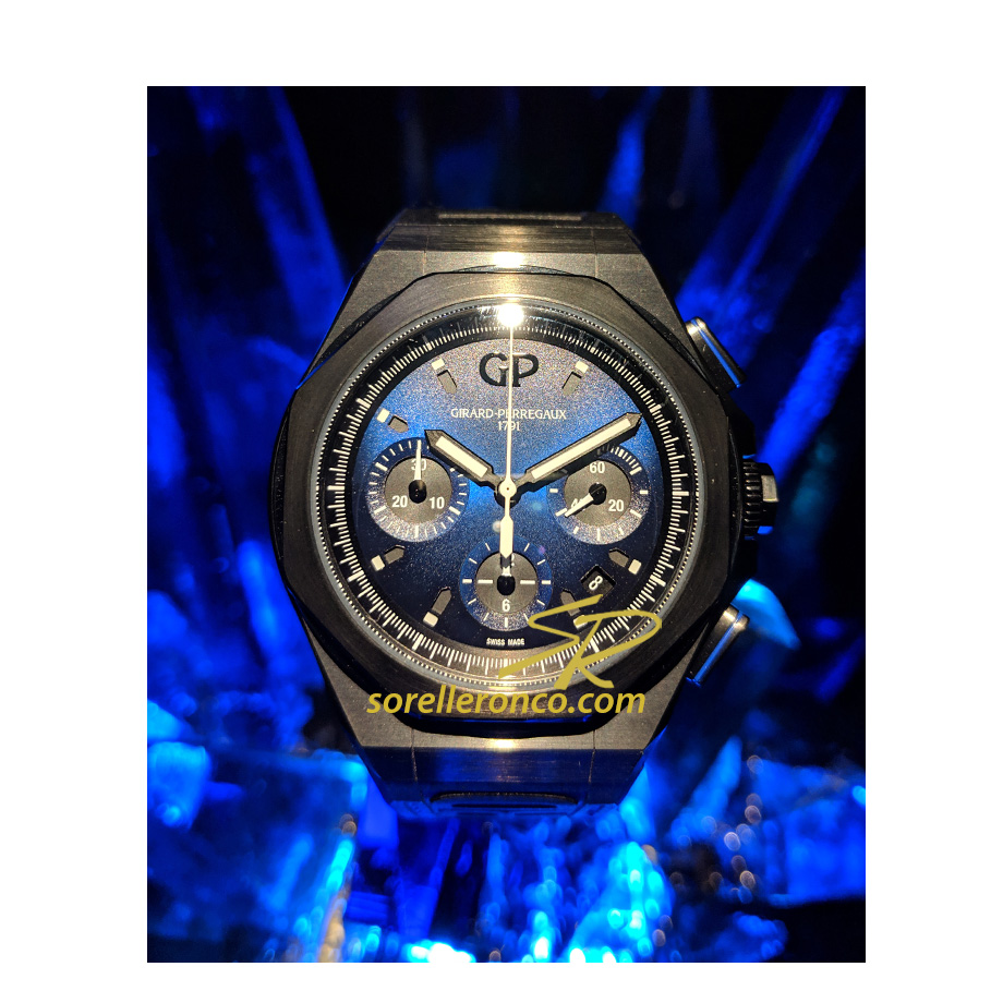 Laureato Absolute Chrono 44mm