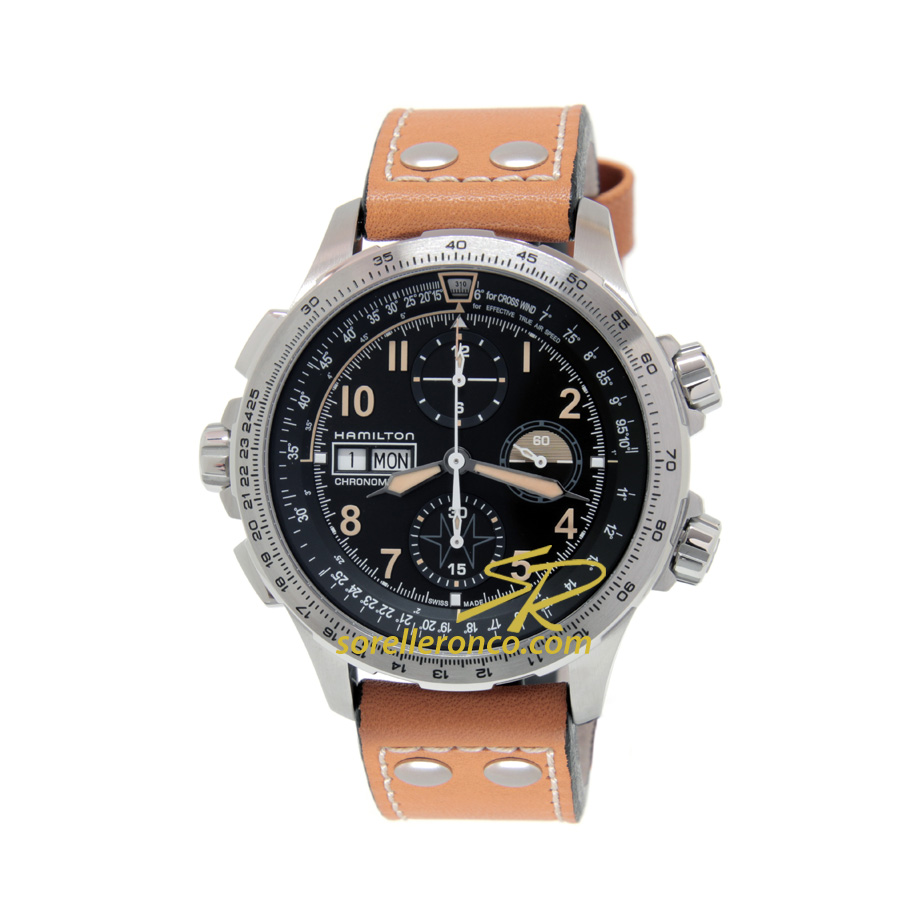 Khaki X-Wind Day Date Limited Edition 45mm