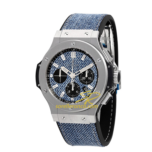 Jeans Steel 44mm Limited Edition