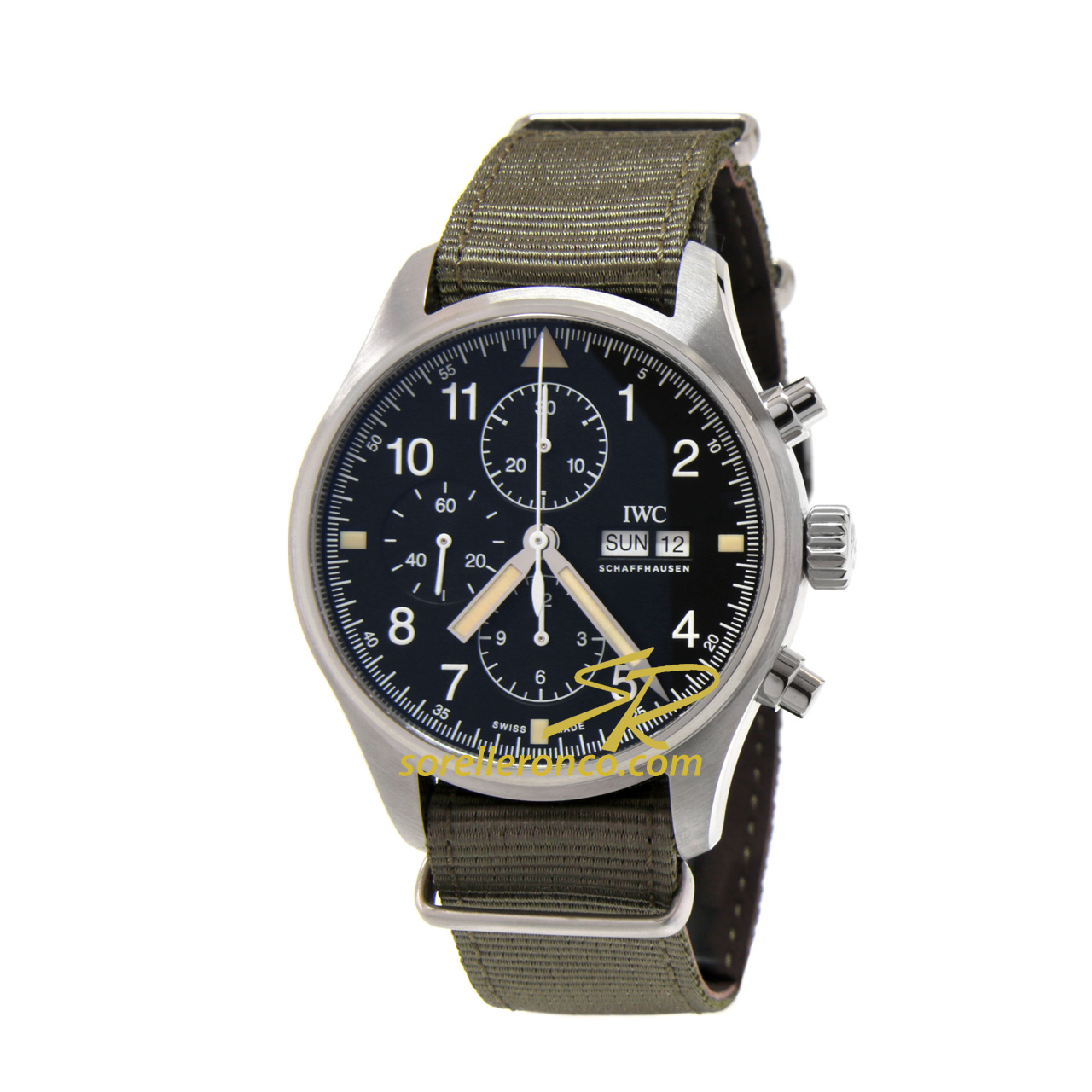 Pilot's Watch Chrono Re-Edition Hystoric