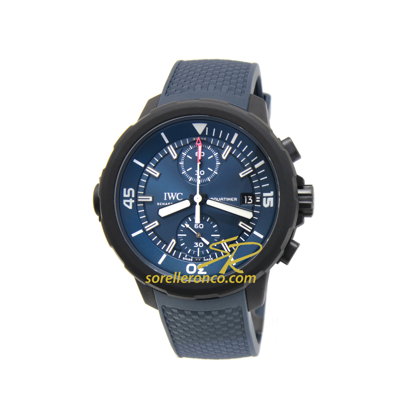 Aquatimer Chronograph Laureus Sport For Good 46mm