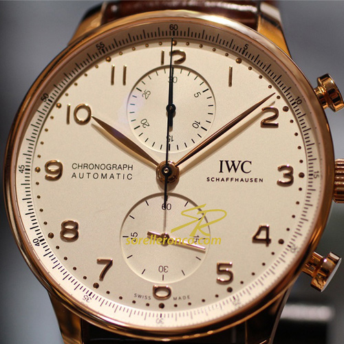Portoghese Chrono Oro 18kt 41mm