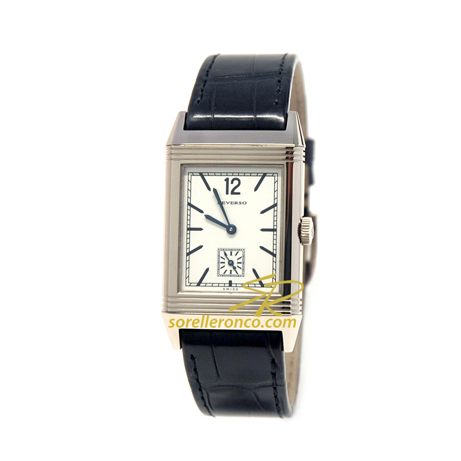Grand Reverso Ultrathin ORO BIANCO manulae