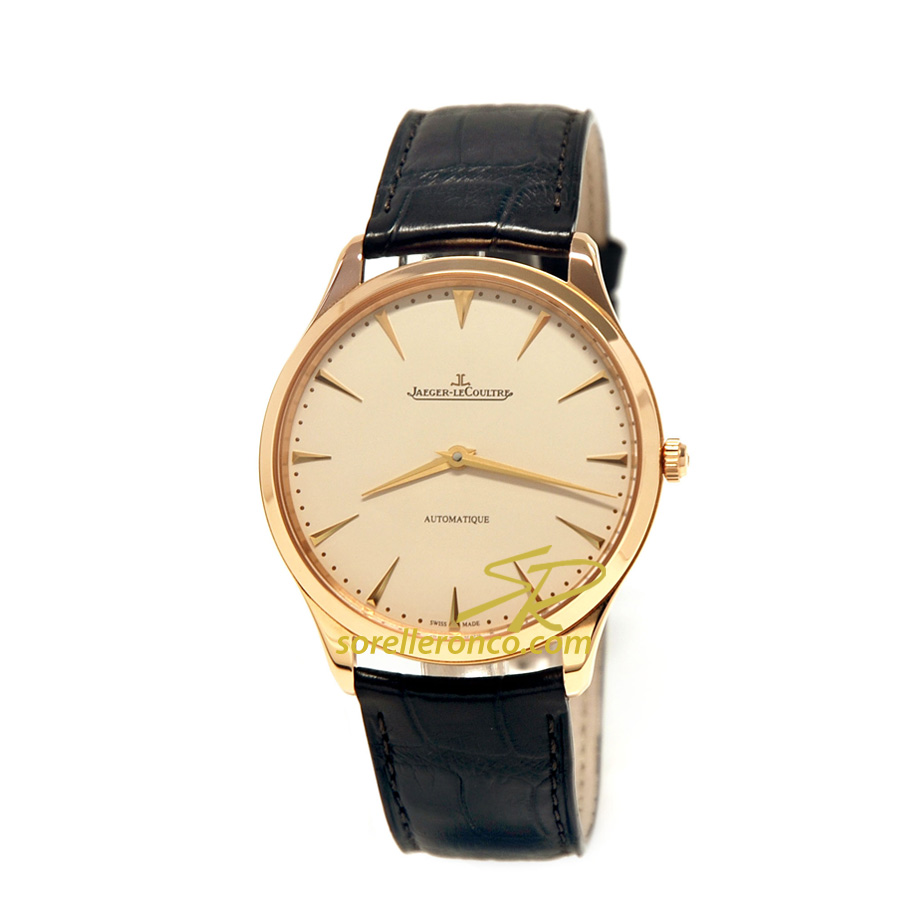 Master Ultra-Thin 41mm Oro Rosa Automatico