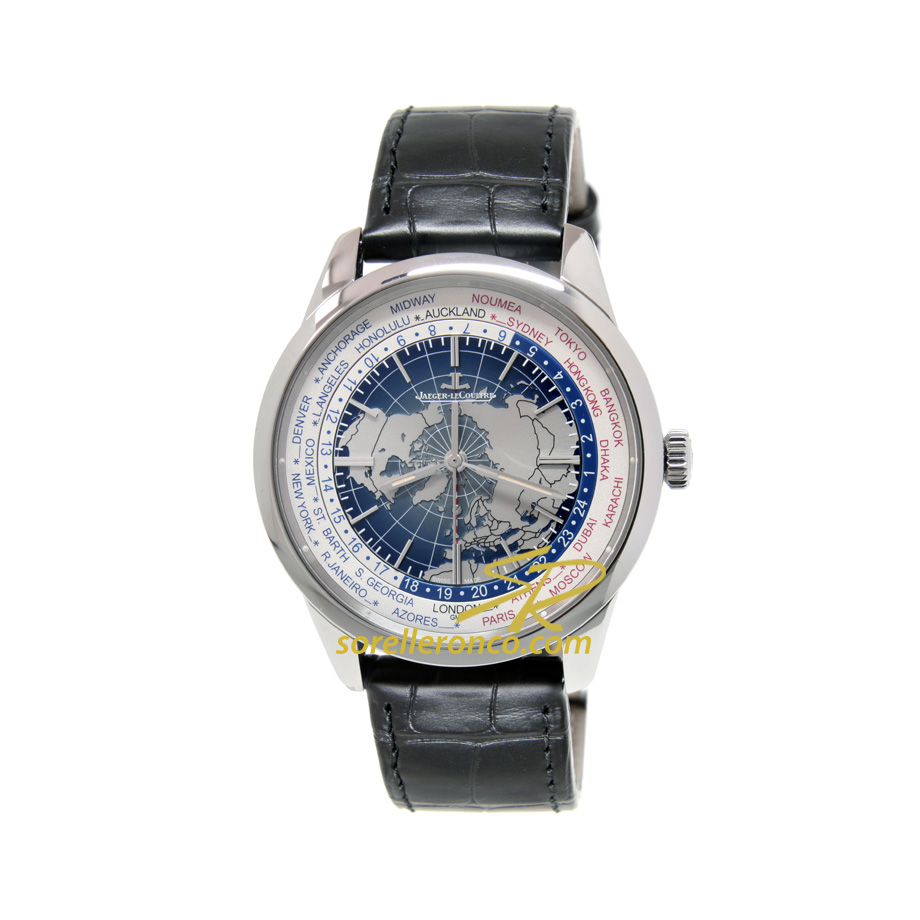 Geophysic Worldtime 41mm