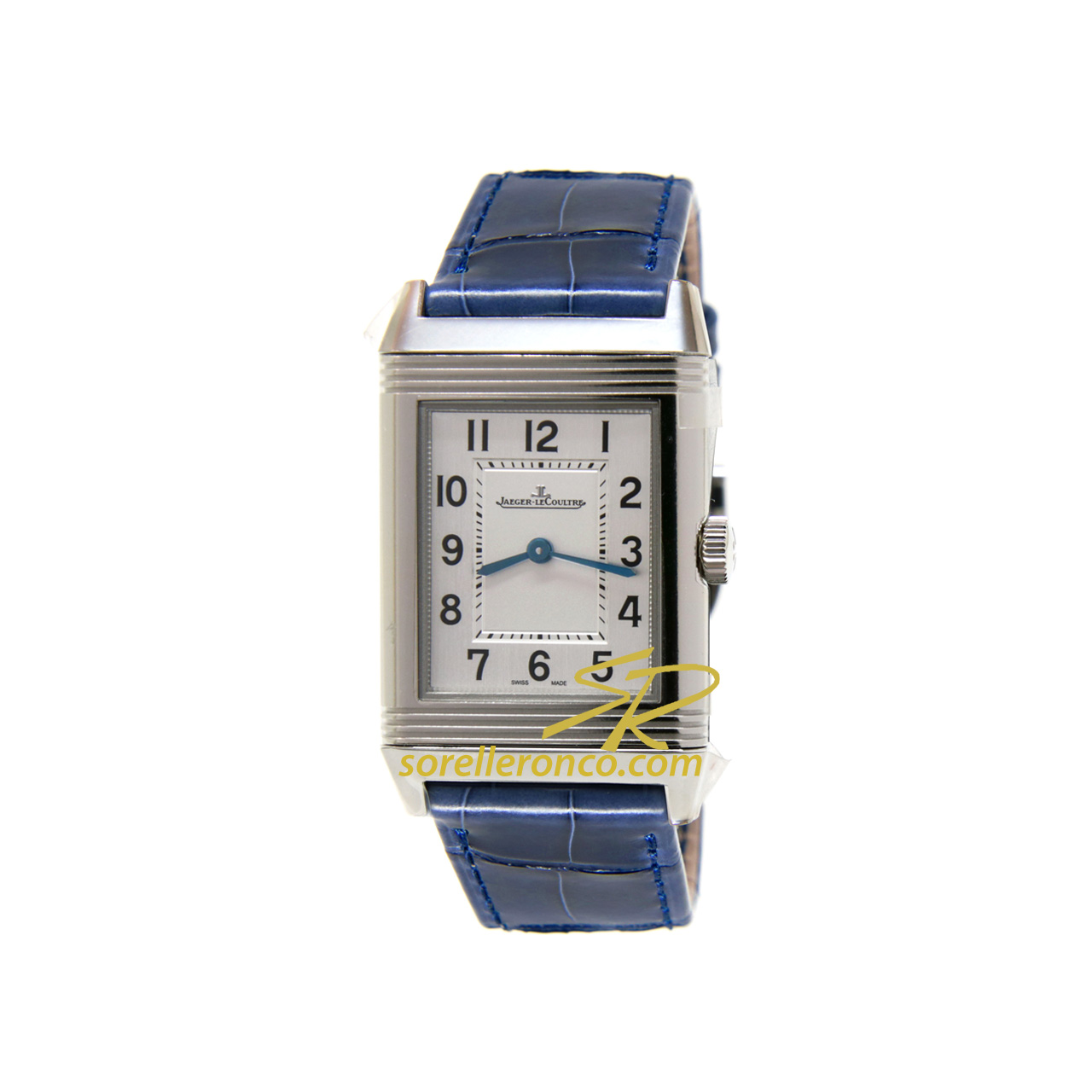 Reverso Classic Medium Thin Quarzo