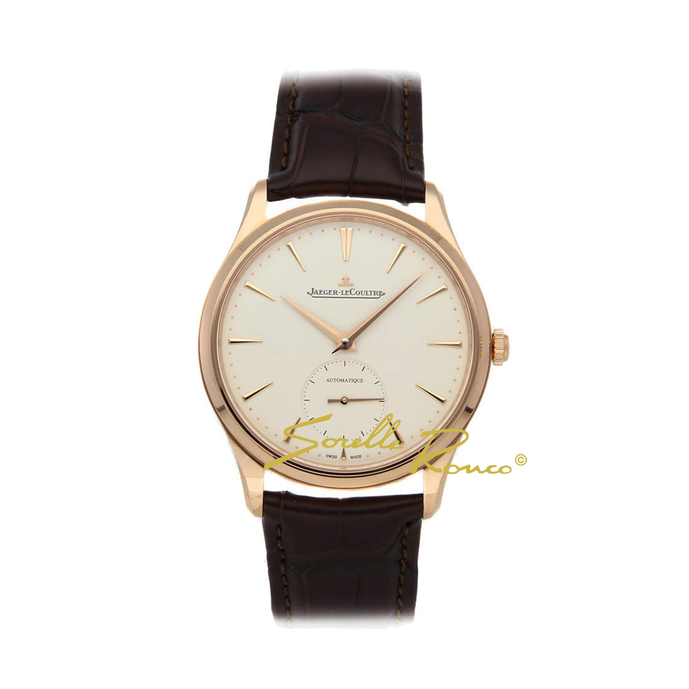 Jaeger LeCoultre Master Ultra Thin Small Seconds 39mm