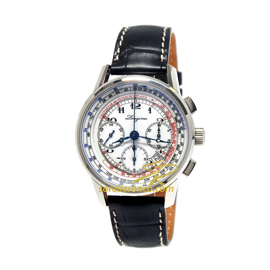 Heritage Tachymeter Chronograph