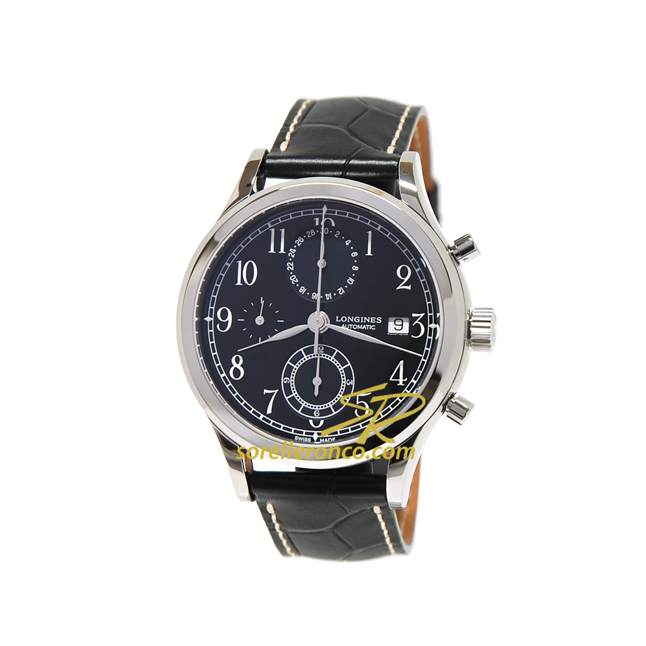 Heritage Classic Cronografo 41mm Nero