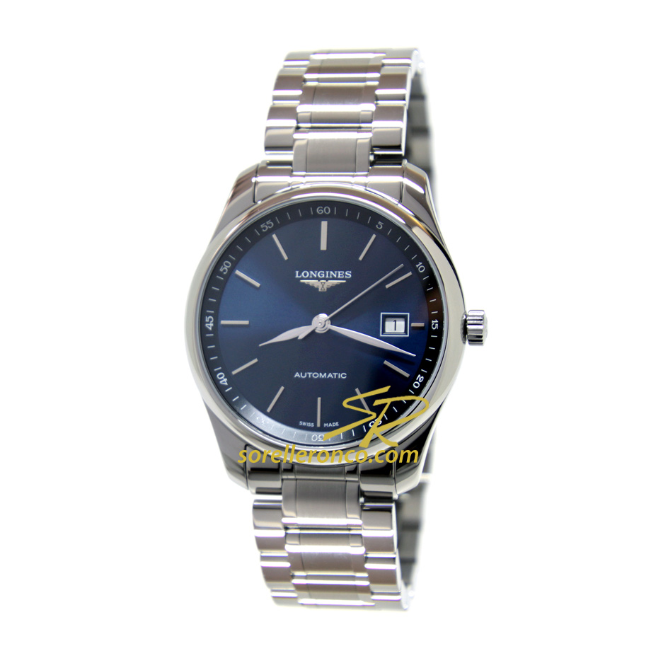 Master Collection Automatico 40mm Blu