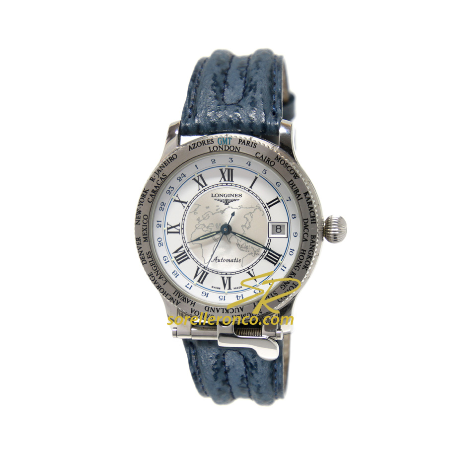 Lindbergh GMT Limited Edition 38 mm Acciao