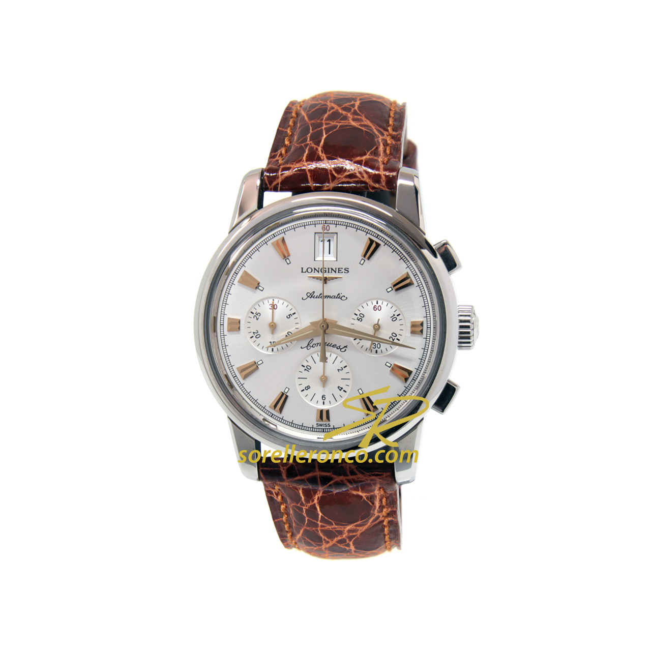 Heritage Conquest Chrono 38mm