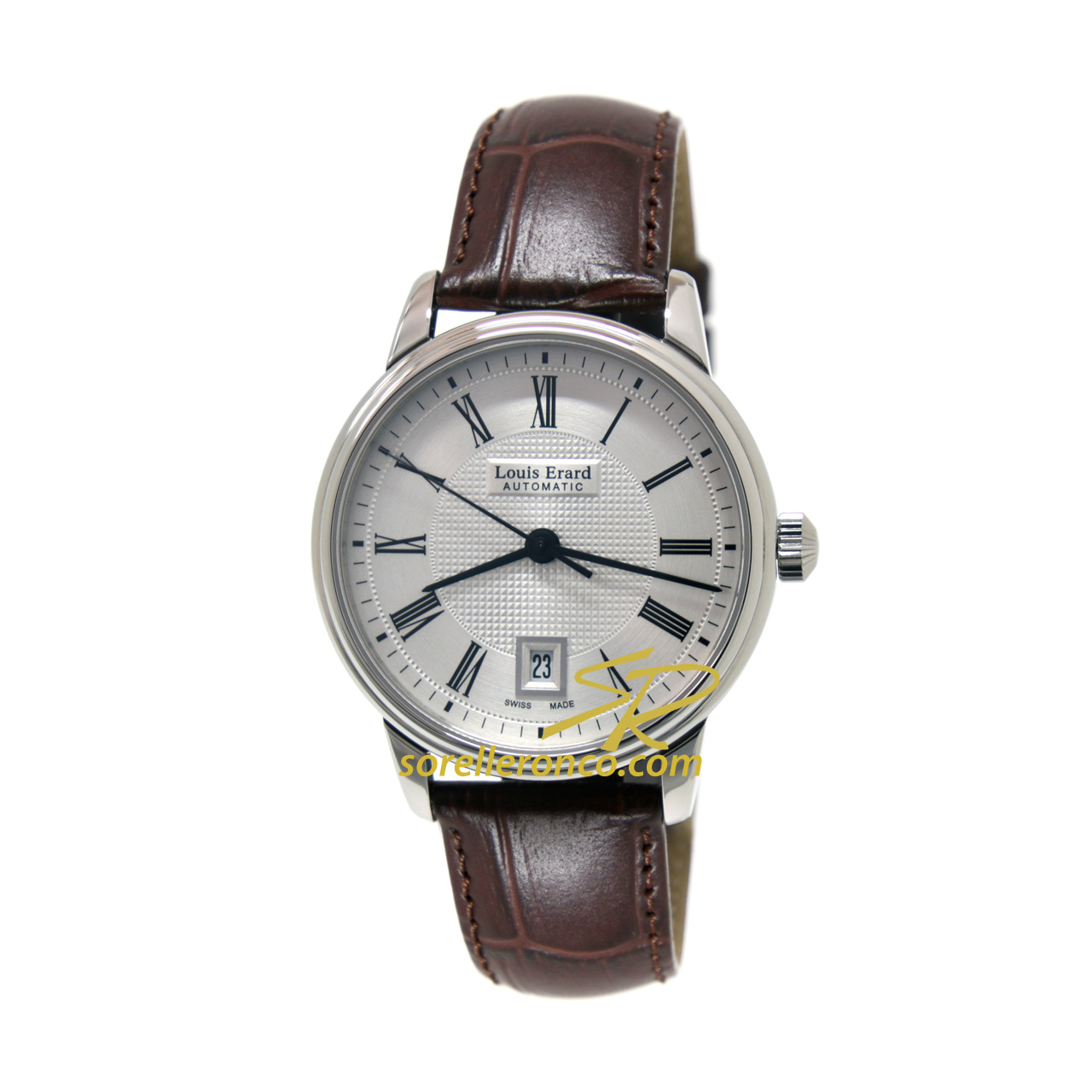 Heritage Classic Silver 40mm