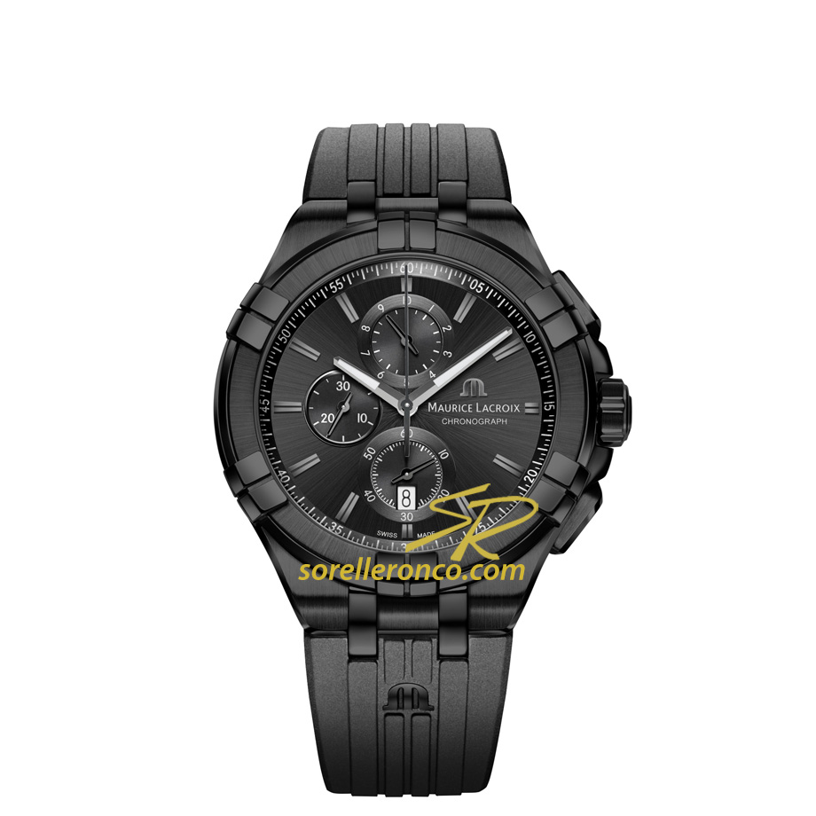 Aikon Chrono Nero E-Commerce Special Edition 44mm
