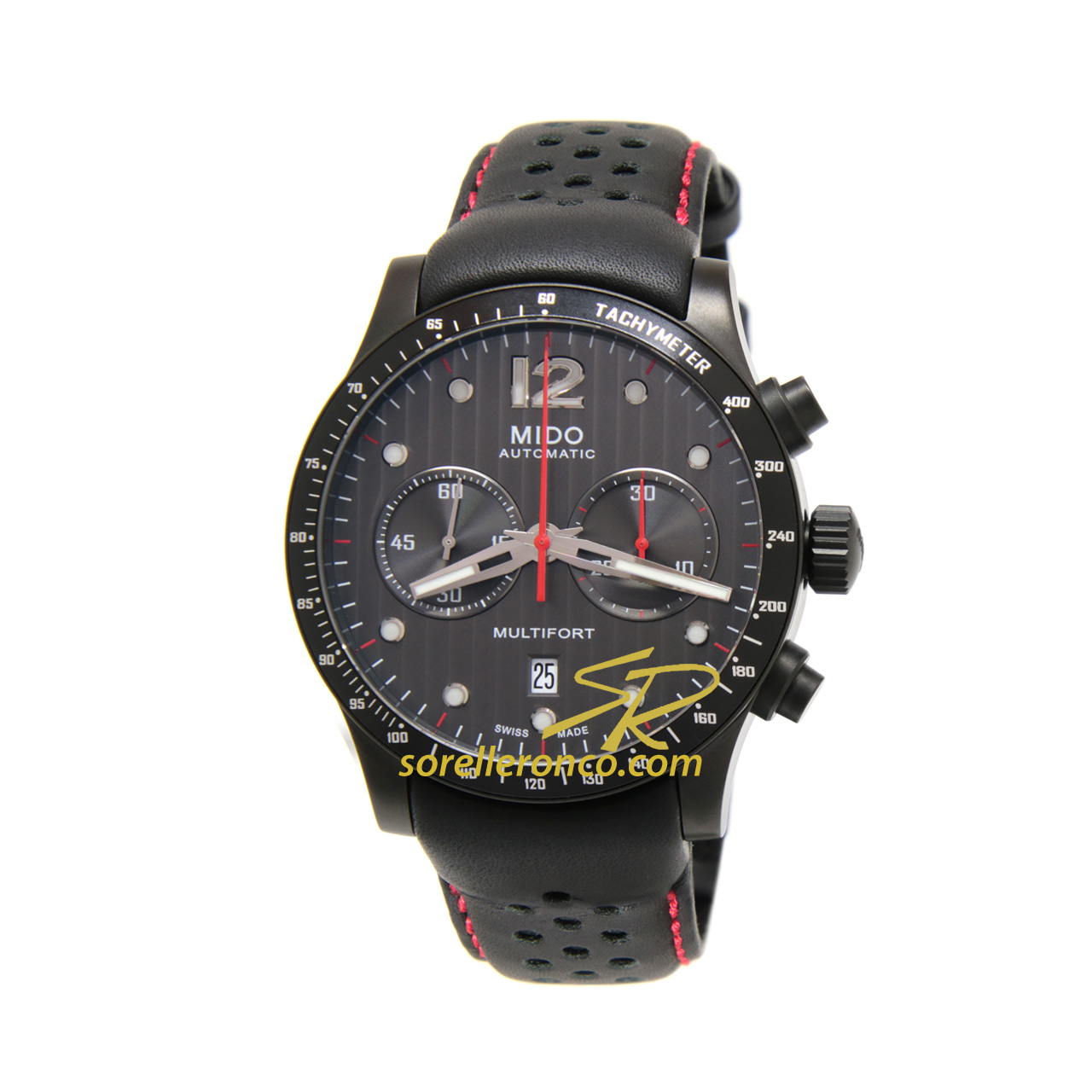 Multifort Chronograph PVD 44mm