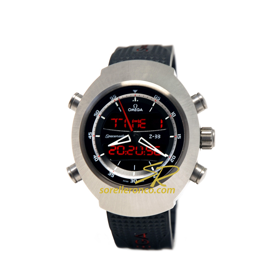 Spacemaster Z-33 43mm