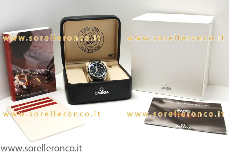 Orologio james bond casino royale