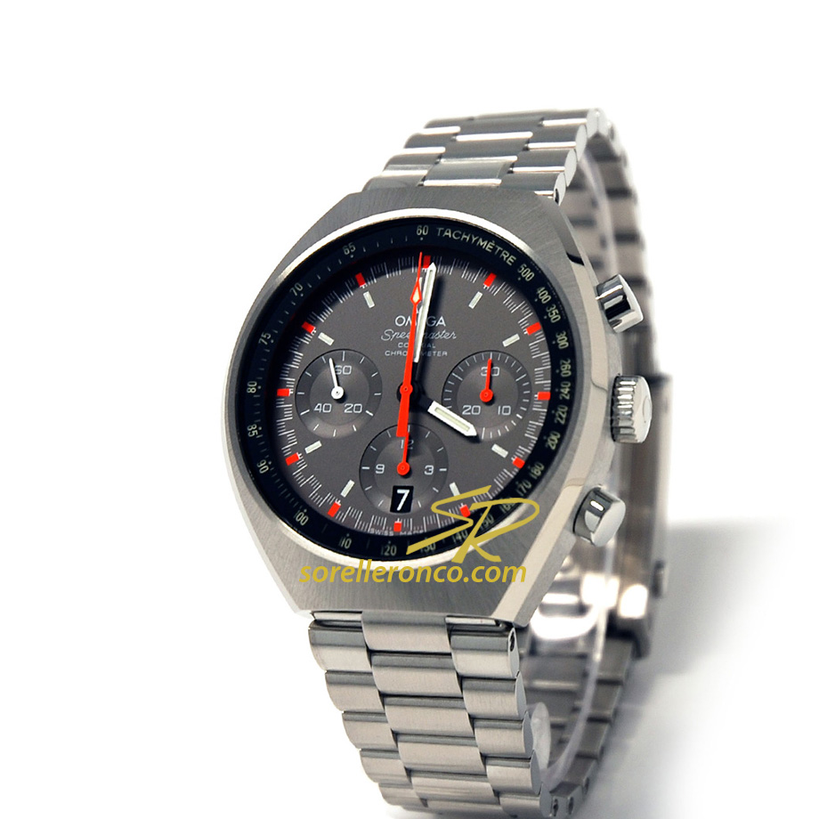 Speedmaster Mark II Co-Axial Vintage Style