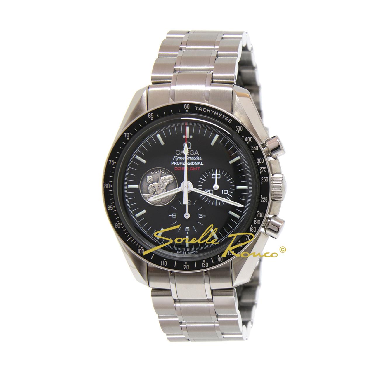 Speedmaster Apollo 11 40° Anniversario Limited Edition