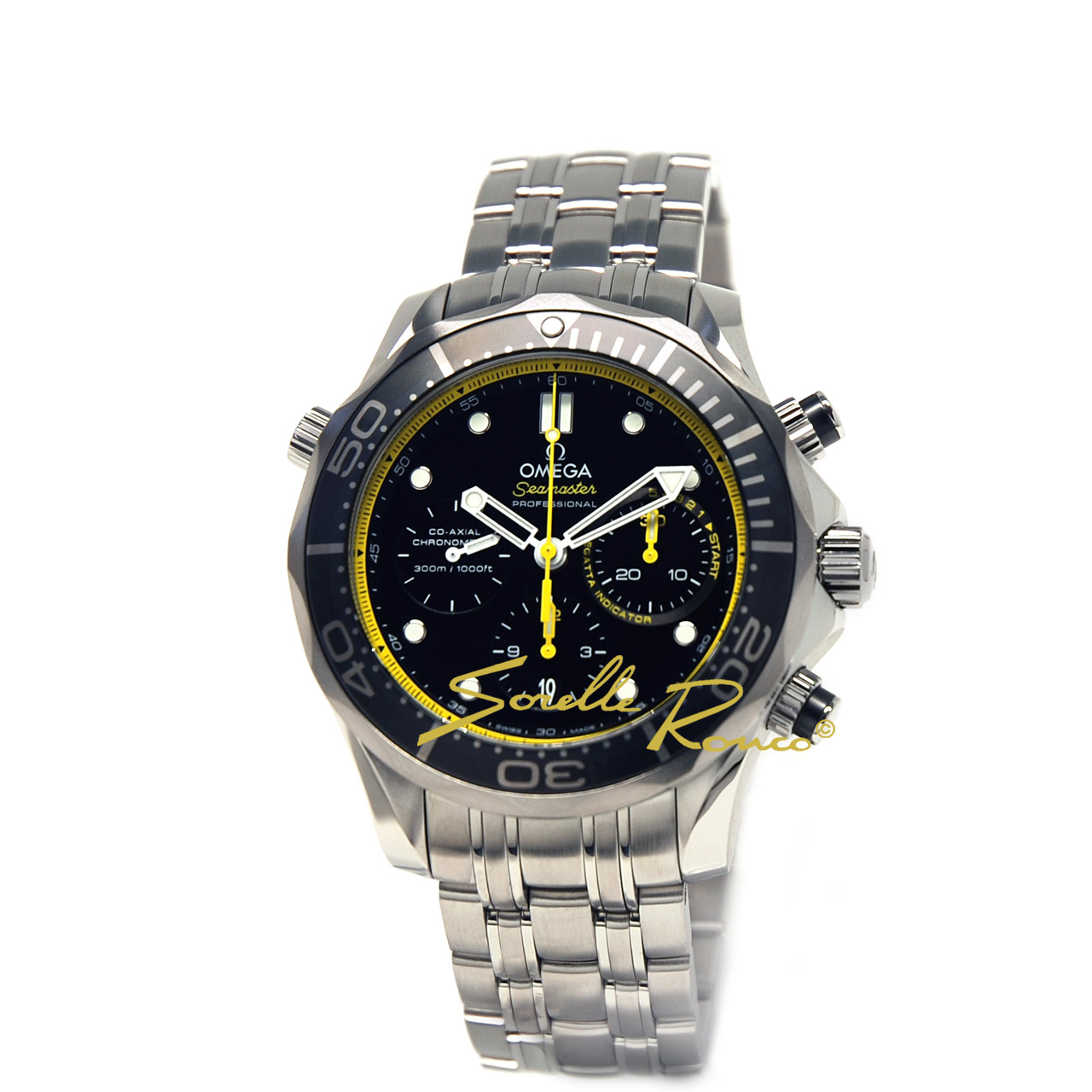 Seamaster Diver Chrono Regatta 300m
