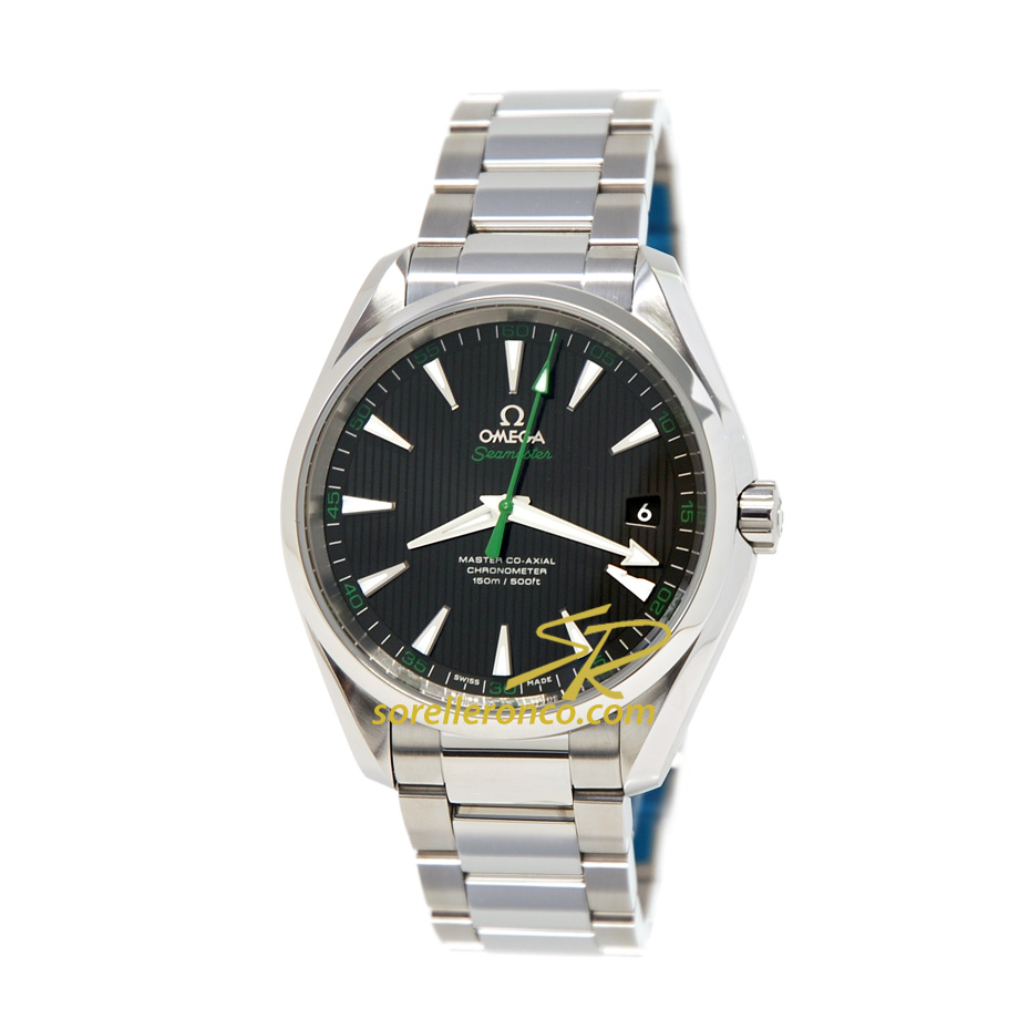Seamaster AQUATERRA GOLF Edizione Antimagnetico