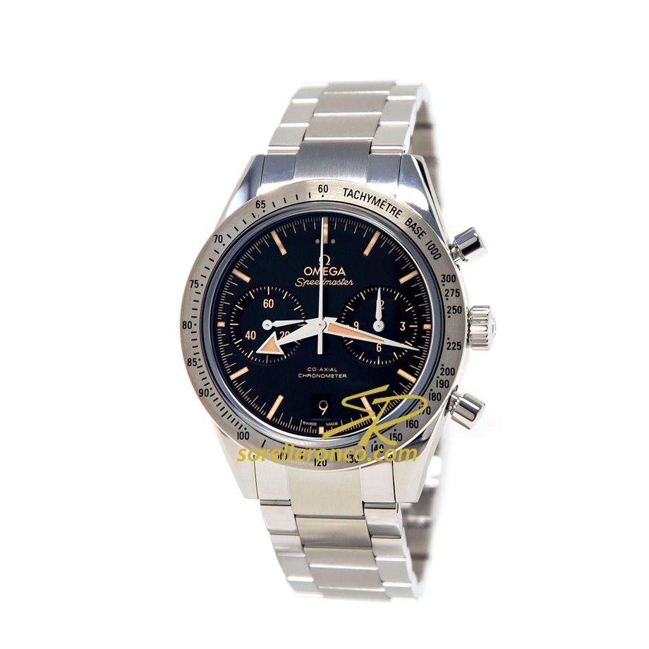 Speedmaster '57 Chrono Co-Axial Restyle Vintage