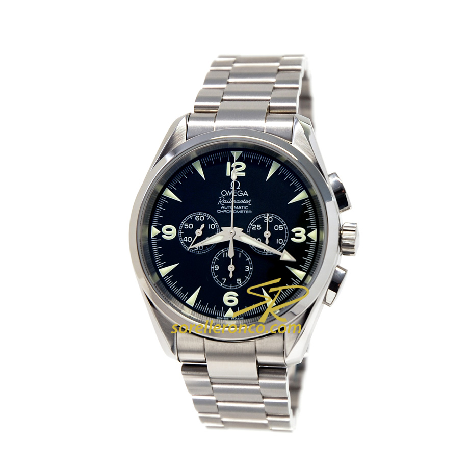Seamaster Aqua Terra Railmaster Chronometer 42,2mm