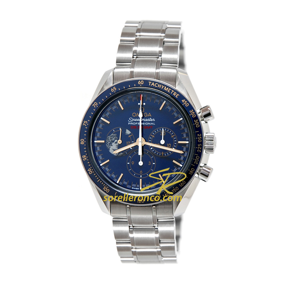 Speedmaster Moonwatch Apollo XVII 45 Anniversario