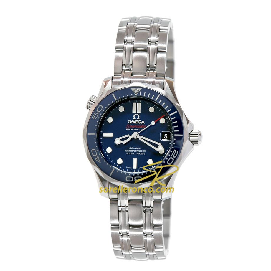 Orologio OMEGA Seamaster Diver Blu 300M Lady