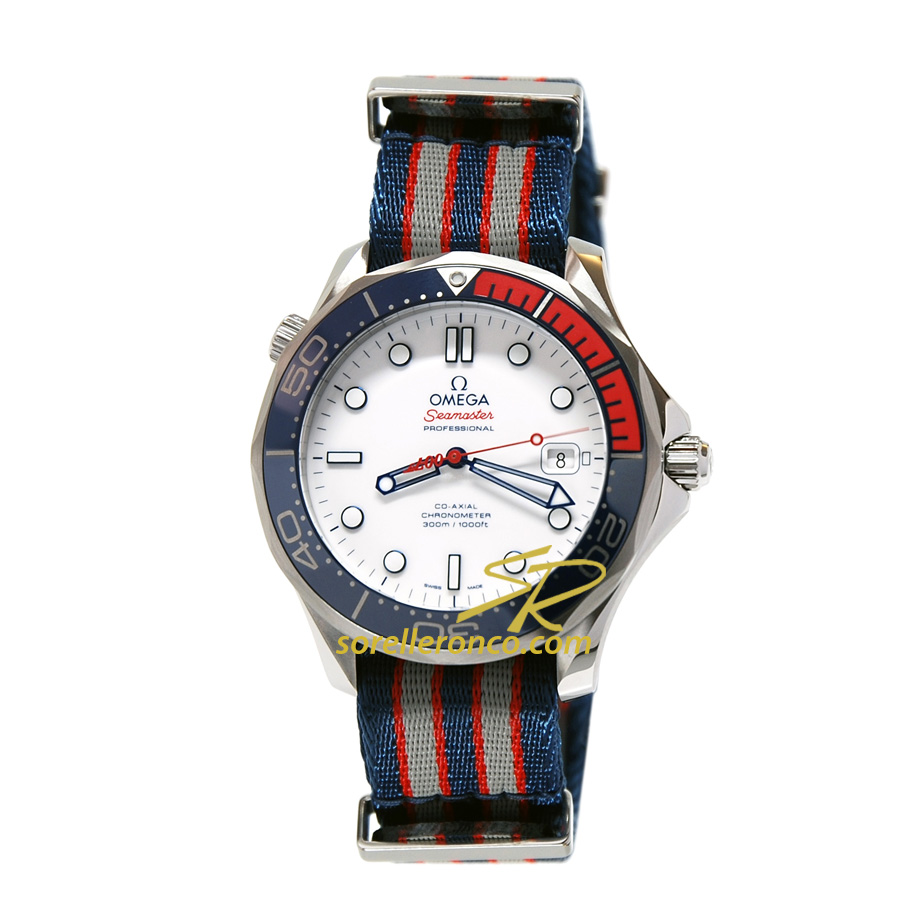 Seamster Diver 300 Commander's Watch 007