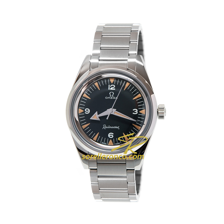 Railmaster VINTAGE Co-Axial Trilogy 1957 Limited Edition