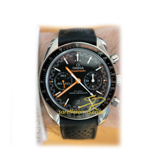 Speedmaster Racing Master Chrono Co-Axial 44,25mm
