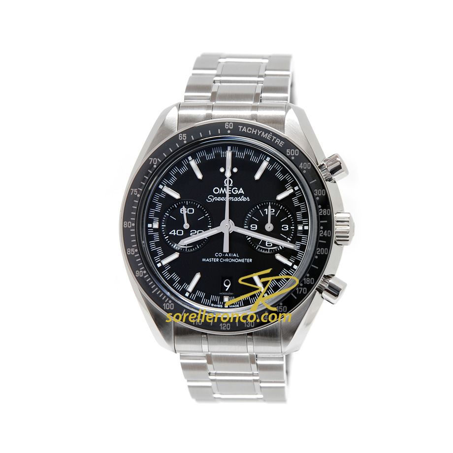 Speedmaster Racing Co-Axial Master Chrono Acciaio 44mm