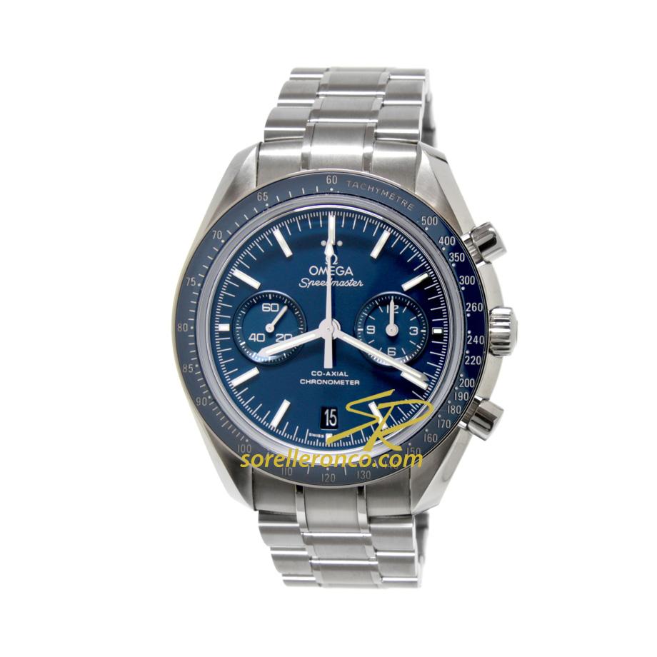 Speedmaster Moonwatch Co-Axial Chrono Titanio