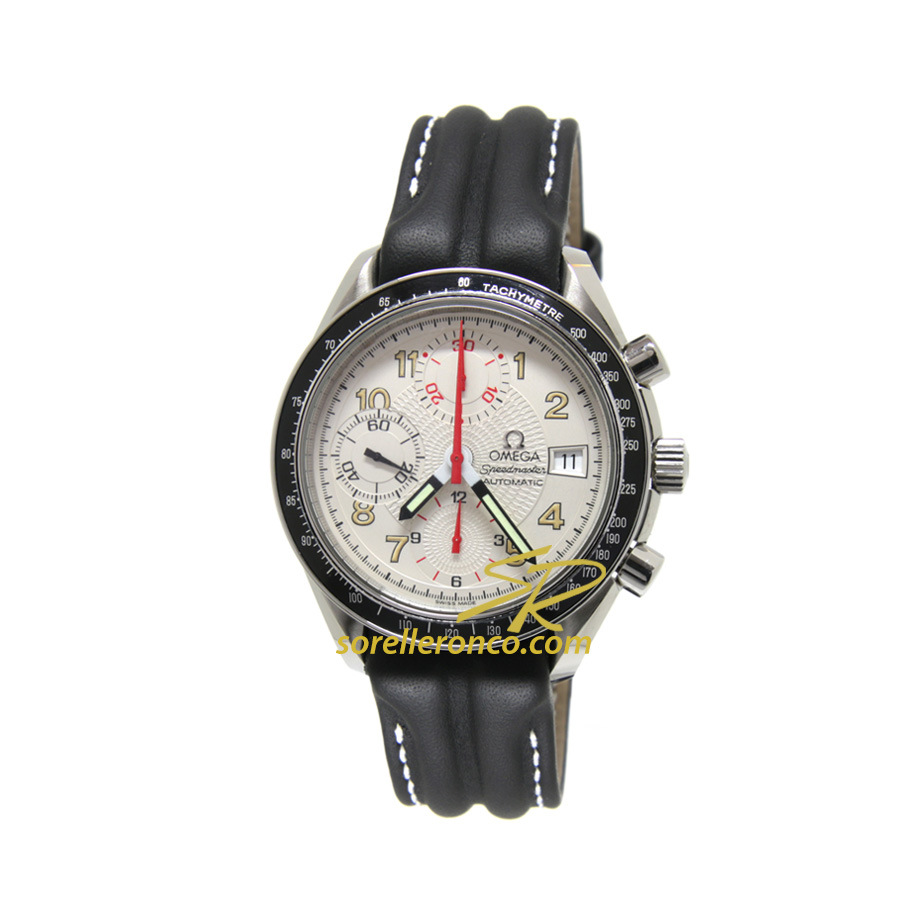 Speedmaster Reduced Pelle 38mm