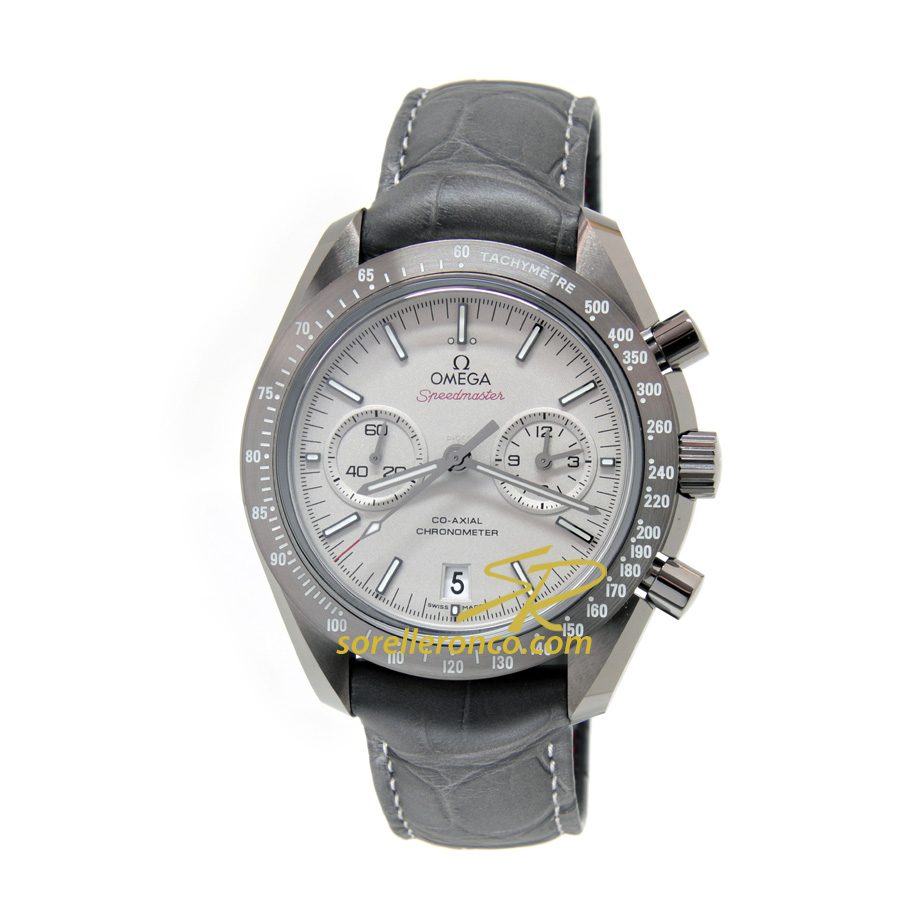 Speedmaster Moonwatch Grey Side of the Moon